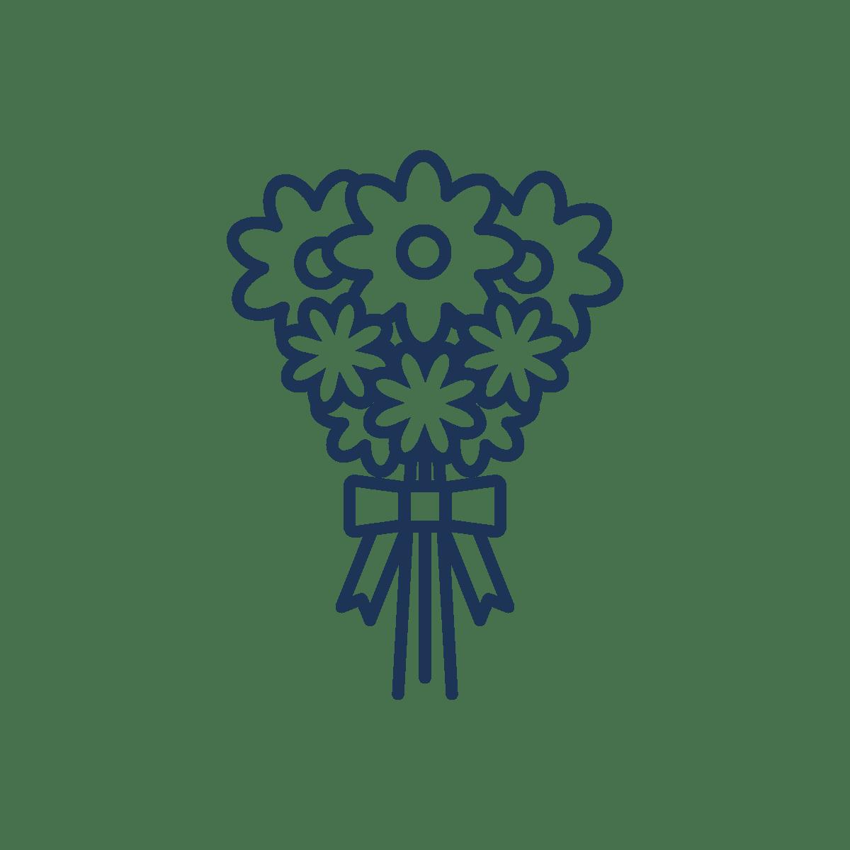 elopement florals
