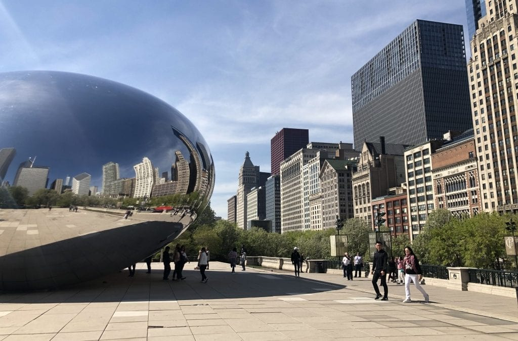 How to Elope Under the Chicago Bean