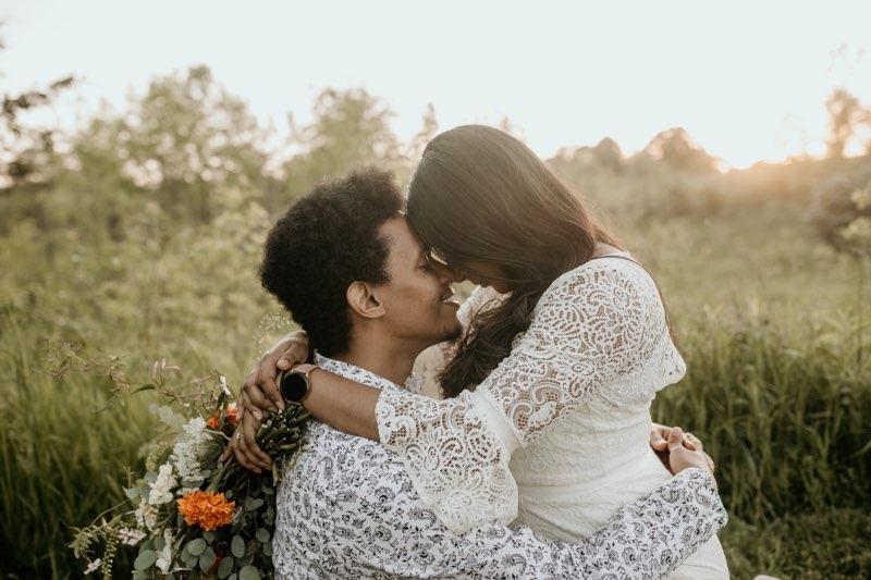 5 of Our Favorite Outdoor Elopement Spots in Saint Paul